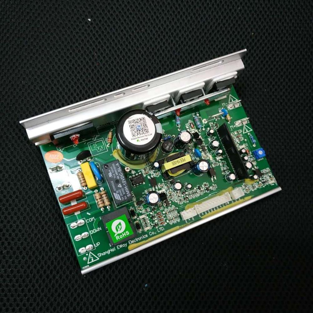 B304 S13 treadmill motor controller for Johnson Tempo TREO treadmill motor driver board mainboard KEN