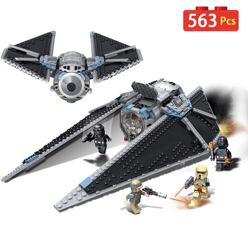 Star Wars Launch Titanium Attck Machine Series Building Blocks Toys For Children Gifts Bricks Set Compatible legoINGlys