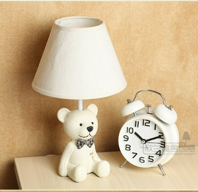 Cartoon small table lampsmall bear mini desk lampkids table cartoon small table lampsmall bear mini desk lampkids table lighting childrens mozeypictures Image collections
