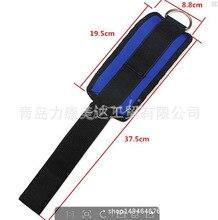 Fitness Ankle Belt Blue Belt Leg Training Training Combination Ankle Clasp Elastic Rope Accessories цена в Москве и Питере