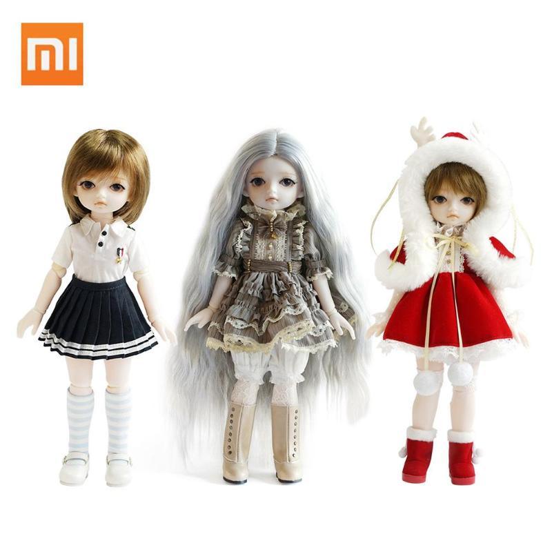 Xiaomi Monst BJD 30 cm mignon Simulation poupée Collection enfants cadeau