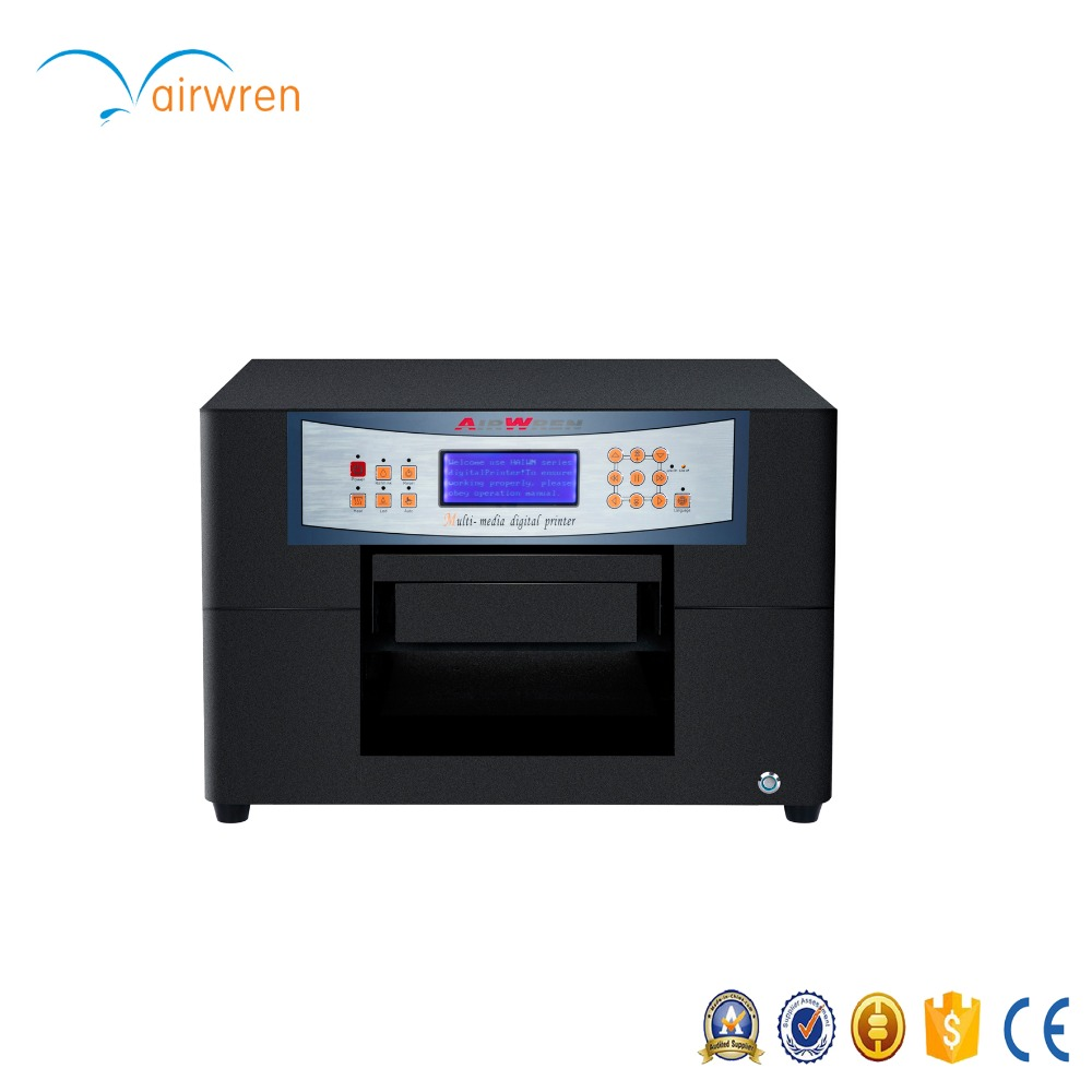 A4 Uv Flatbed Inkjet Printing Machine  Digital Photo Album Printer