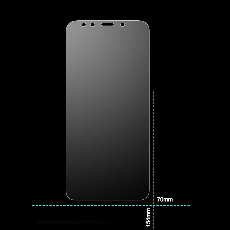 Image 2 - MRGO закаленное стекло для Xiaomi Mi A2 защита экрана 9H 2.5D пленка для телефона Защитное стекло для Xiaomi Mi A2 6X стекло-in Защитные стёкла и плёнки from Мобильные телефоны и телекоммуникации on AliExpress