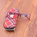 New fashion hot sale women's flower color Reading presbyopic glasses Eyewear Reader with goggles case Gift Idea for monther 1031