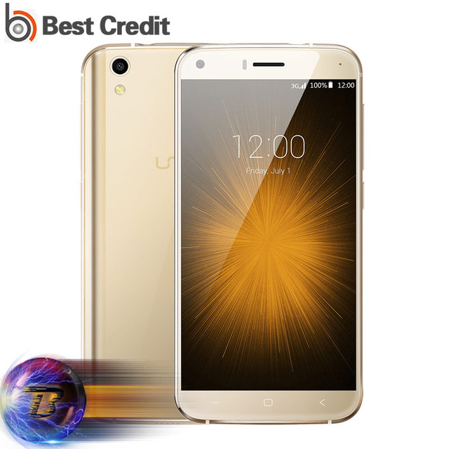 New UMI London Mobile Phone 5.0 Inch Smartphone MT6580 Quad Core Android 6.0 1G RAM 8G ROM Cell Phone 2050mAh Battery