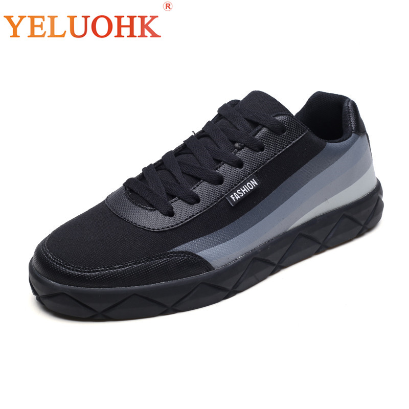 2018 Men Casual Shoes Breathable Comfortable Men Sneakers