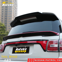 ANTEKE for Nissan Patrol Y62 Car Styling Rear Trunk Spoiler Lip Tail Trunk Wing Trim Exterior Accessories