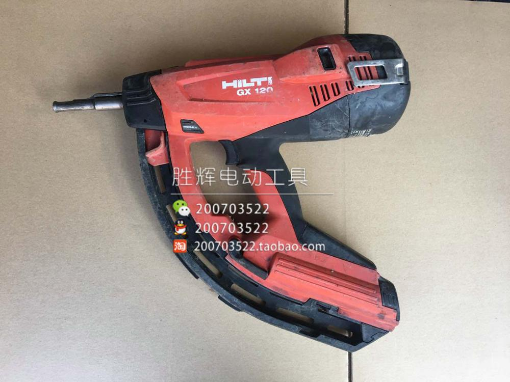 buy used hilti hilti gx 120 gas nail gun from reliable gun gun suppliers on. Black Bedroom Furniture Sets. Home Design Ideas
