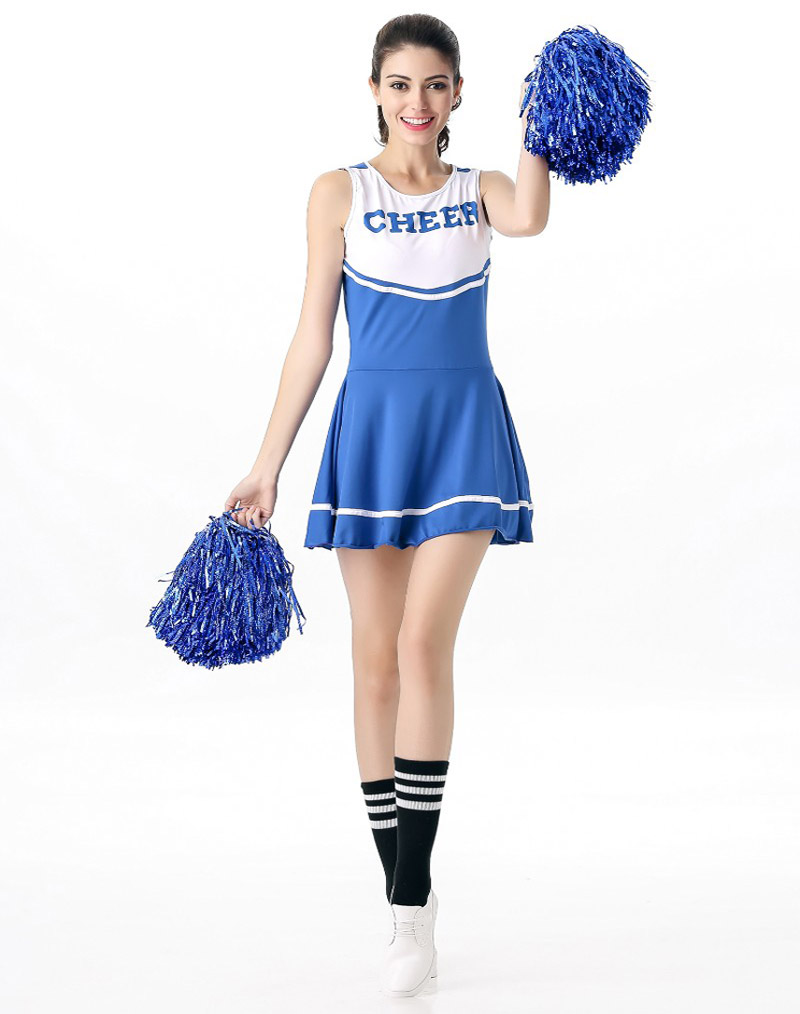 Sexy spanish teen cheerleader
