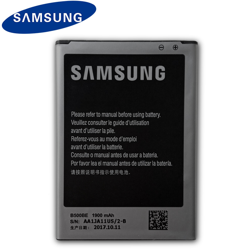 SAMSUNG Original Replacement Battery B500BE For Samsung GALAXY S4 Mini I9190 I9192 I9195 I9198 Genuine Phone Battery 1900mAhSAMSUNG Original Replacement Battery B500BE For Samsung GALAXY S4 Mini I9190 I9192 I9195 I9198 Genuine Phone Battery 1900mAh