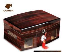 Роскошный первоначально деревянные строения коробка для хранения сигар ciager organizadores мужчины подарок коробку из-под сигар XJH017