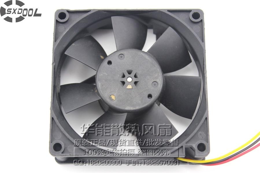 SXDOOL MMF-08D24ES RN7 8025 8cm 80mm DC 24V 0.16A server inverter cooling fan sxdool mds c1 v1 fan nc5332h44 mmf 09d24ts rn9 dc 24v 0 19a server inverter cooling fan