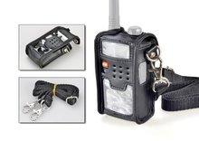 Baofeng UV 5R Accessories Portable Radio leather case for portable radio BaoFeng UV 5R UV 82
