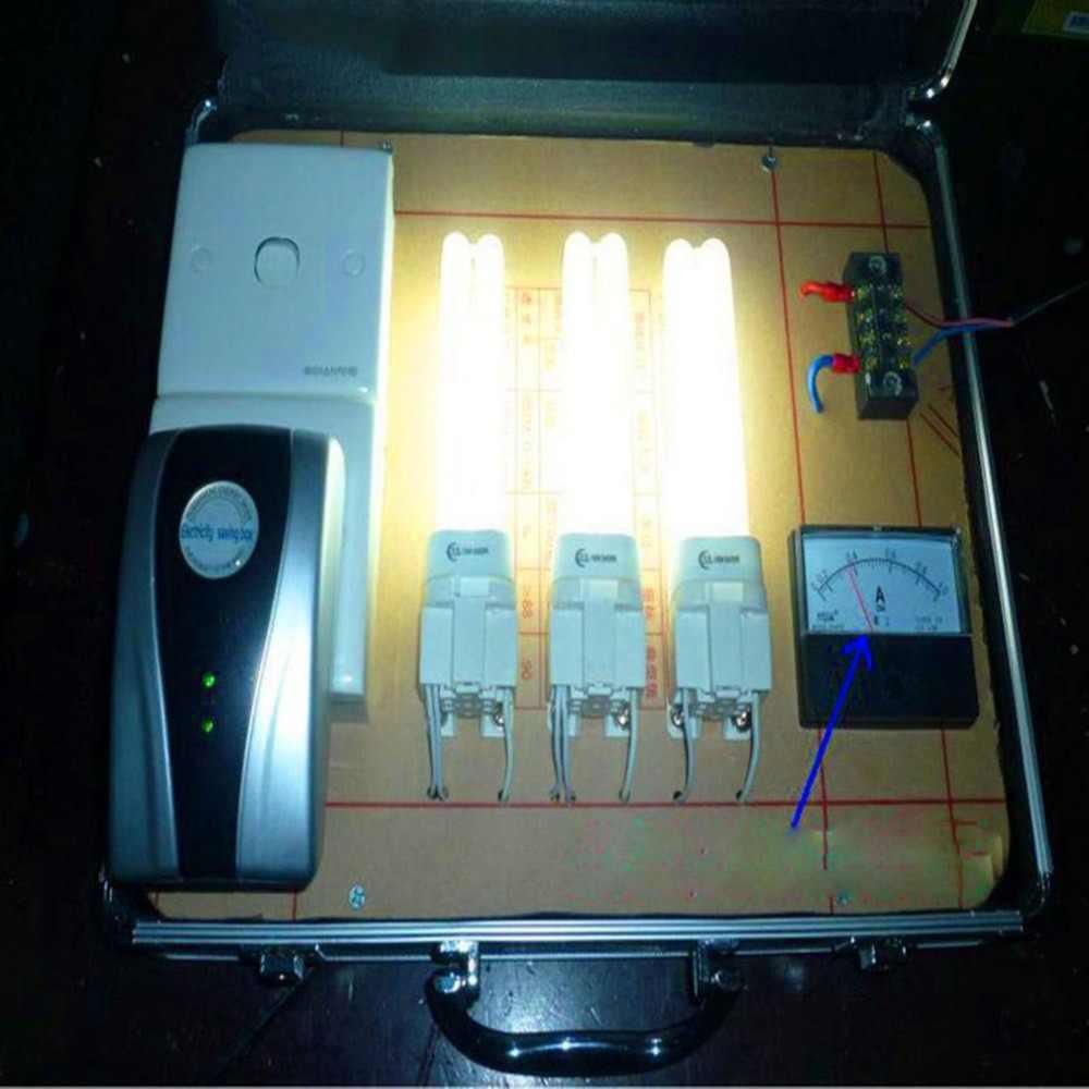 Inteligentny przyjazny dla środowiska energii elektrycznej energii skarbonka 30% urządzenie oszczędzania energii 90 V-240 V 50Hz-60 hz oszczędność Buster