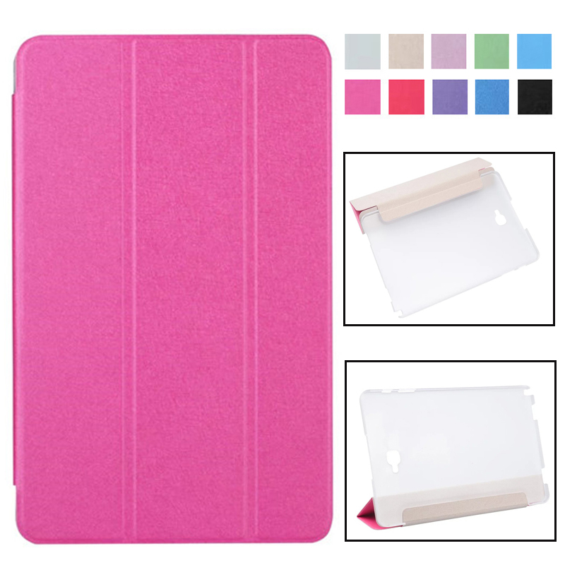 For Samsung Galaxy Tab A T585 T585 SM-T580N 10.1 P580 P585 Tablet Ultra thin high quality transparent rear casing sleeve case