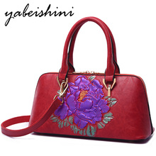 Chinese retro style Female shoulder bag women over female handbags crossbody bags for woman sac a main womens