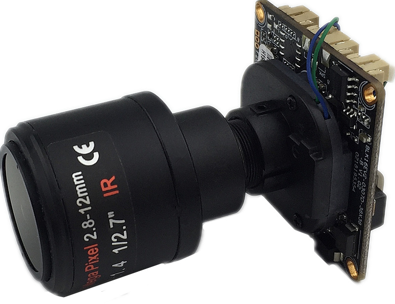 Image 3 - Hi3516E+Sony IMX307 IP Camera 2.0MP 1080P Module Board with FishEye Lens 2.8 12mm Low illumination StarLight ONVIF CMS XMEYE-in Surveillance Cameras from Security & Protection