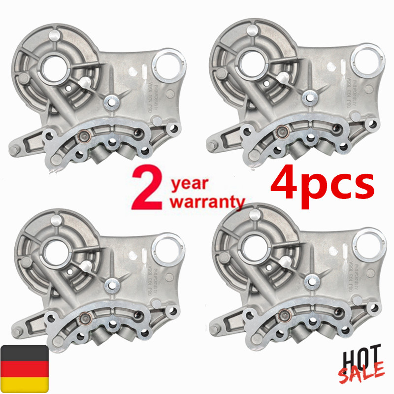 4pieces Camshaft Bridge Brackets For VW Amarok Bettle Golf Multivan T5 Passat Scirocco Sharan Tiguan Transporter T5 T6
