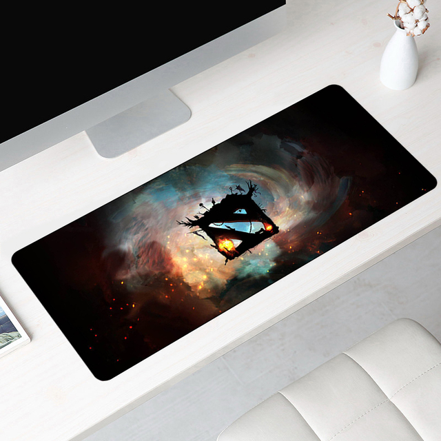 aliexpress com buy 70 30cm dota 2 mouse pad mat large grande