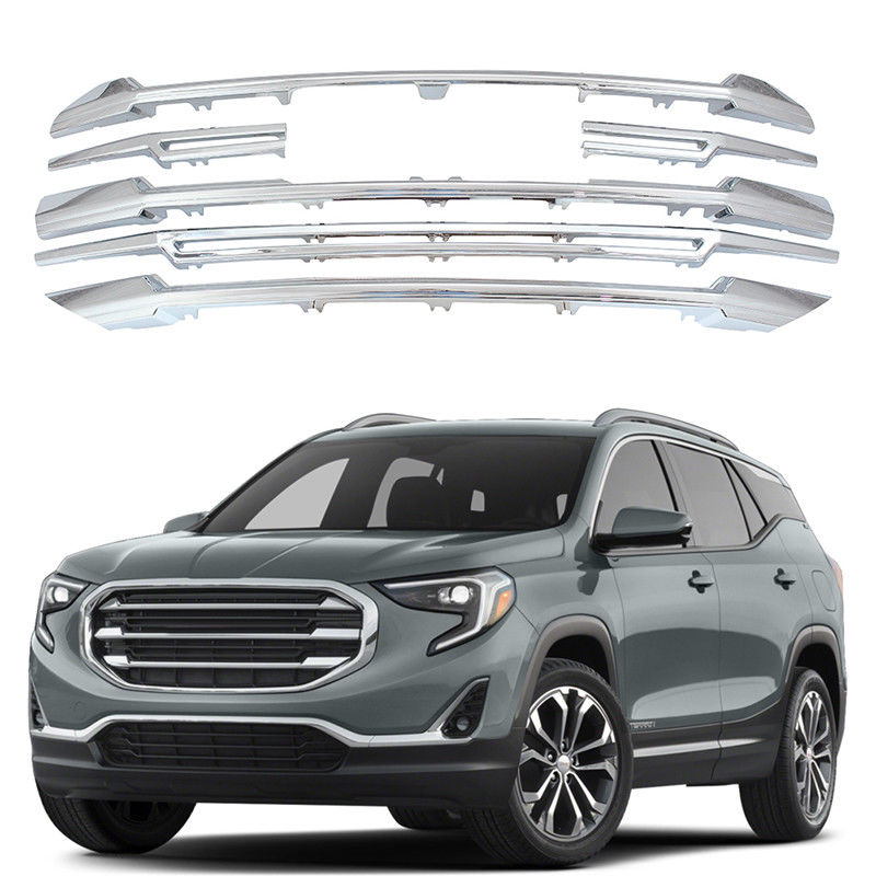 Loyalty For GMC Terrain 2018 2019 ABS Front Grille Cover