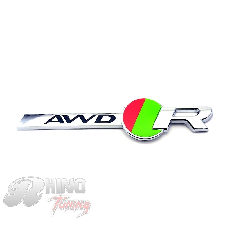 Rhino Tuning Rhino TuningR LOGO AWD PERFORMANCE STICKER BADGE X1 F-TYPE R XFR XE R-SPORT XF R 20328 customized badge holder lanyard company logo print personalized lanyard printing badge accessories