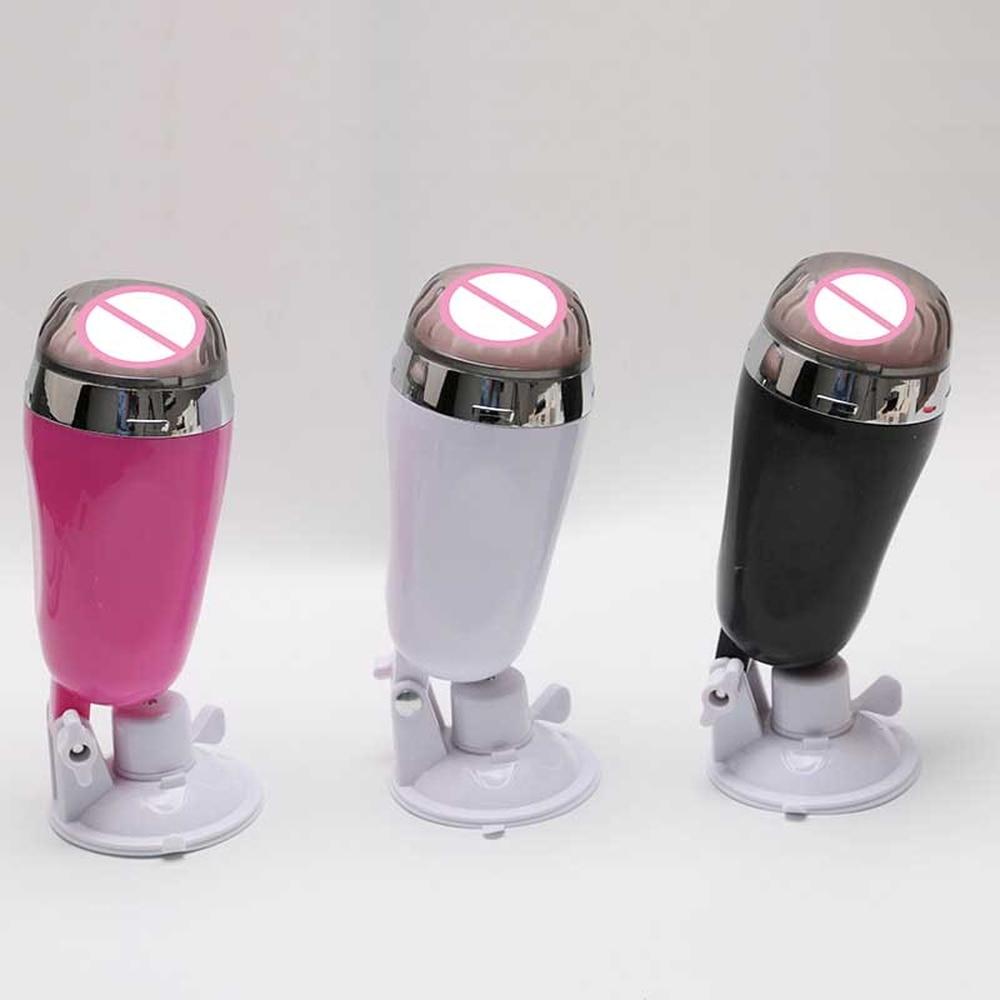 Men Plane Cup Vibration Hands-free Mini Props