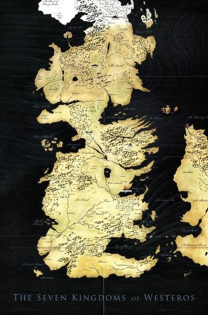 Tv map poster ordekeenfixenergy 15569 game of thrones houses map westeros tv show wall print poster gumiabroncs Gallery
