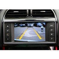 Последний автомобиль видео Интерфейс для 2016 Land Rover Discovery спортивные Jaguar оригинальный apix2 Системы для резервного копирования Камера