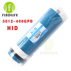 HID TFC-3012 400GPD RO de membrana para 5 fase filtro purificador de água da osmose reversa do sistema de tratamento Padrão NSF/ANSI