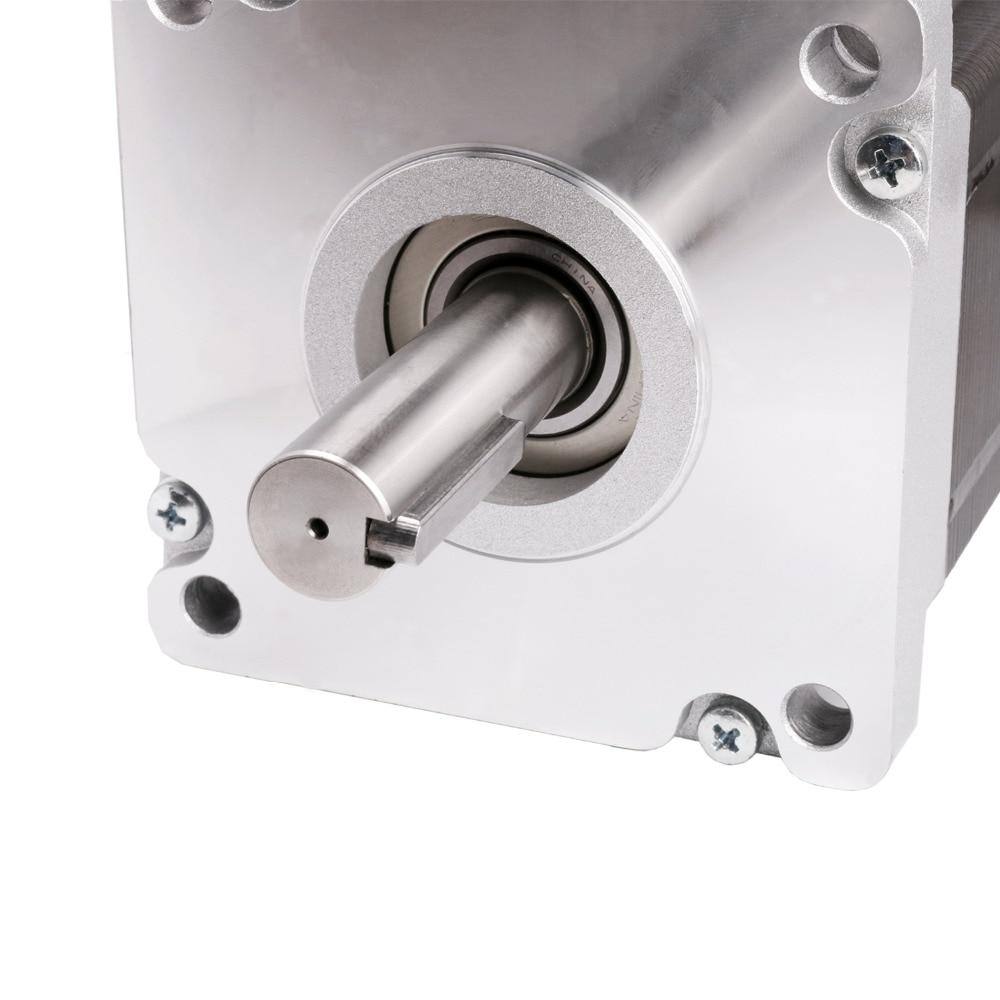 Free shipping to EU Stepper Motor Nema 42 4210 oz.in 8A 42HS6480&Stepper driver DM2722A 9.8A&DB25 Board CNC kit 3 to 7 days