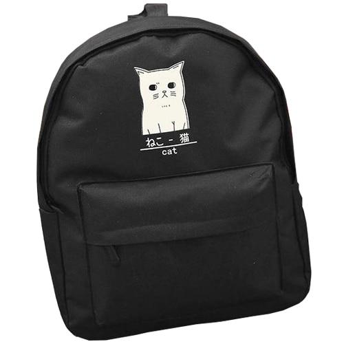 vsen quente ombros lona mochila Estilo : Fresh