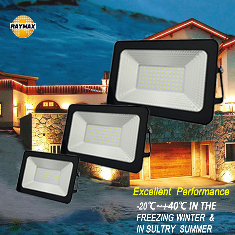 led floodlight refector IP65 LED Flood Light outdoor spotlight 100w 200w garden light LED Spotlight Waterproof 1pcs/lot ultrathin led flood light 100w 150w 200w black garden spot ac85 265v waterproof ip65 floodlight spotlight outdoor lighting