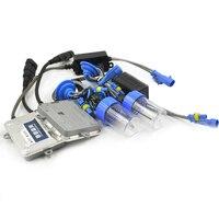 55w AC hid xenon kit xenon ballast with H1 fast xenon bulb color 5000K car headlight auto lamp hid conversion kit