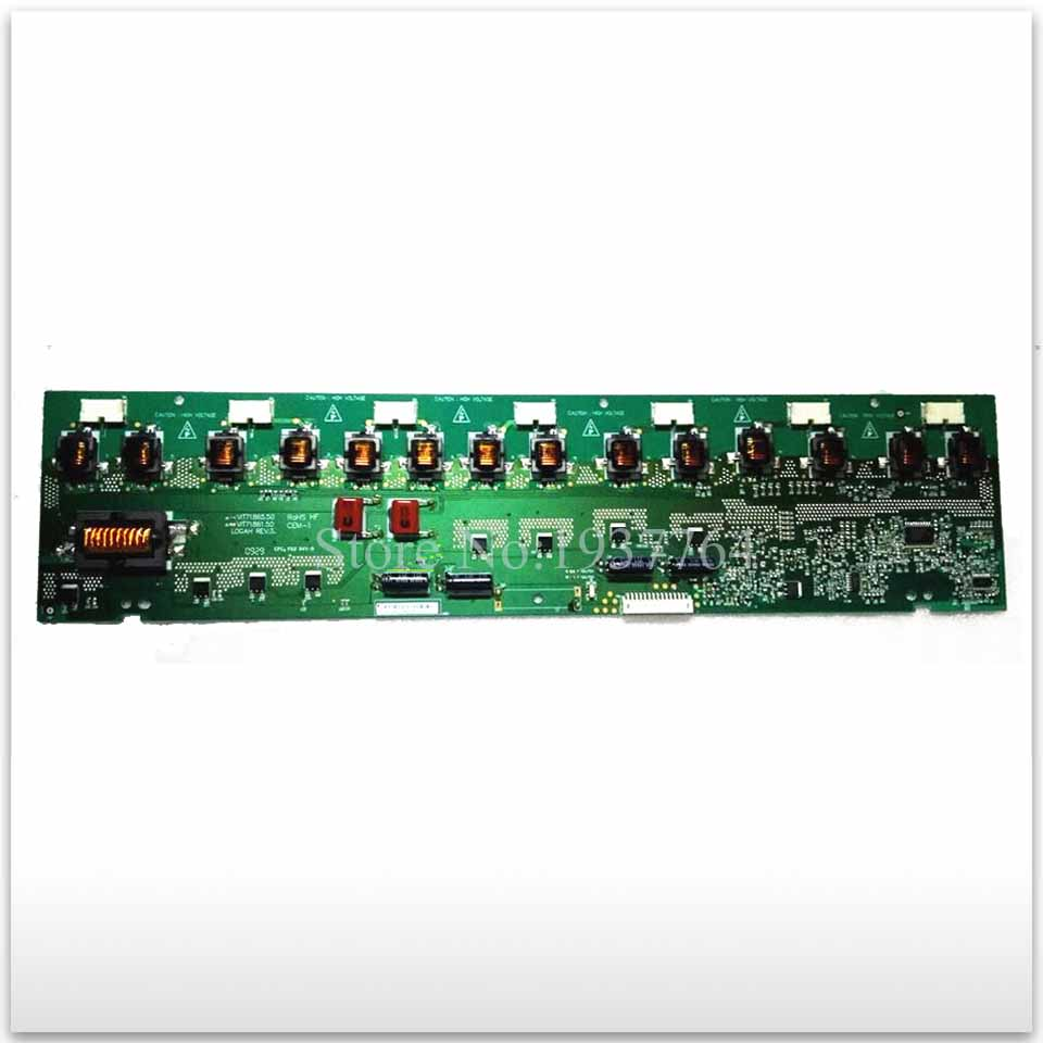 for Original LT37710 T370XW02 V.C scren VIT71865.50 VIT71861.50 High pressure plate instock used board for ppw le55tm 0 a rev0 6 6917l 0137a constant current board pressure plate is used