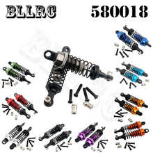 4pcs RC car 1:18 580018 WLtoys A959 Upgrade Parts Aluminum Shock Absorber For A969 A979 K929 Replacement A949-55 Remote Control - DISCOUNT ITEM  12% OFF All Category