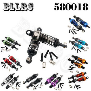 4pcs RC car 1:18 580018 WLtoys A959 Upgrade Parts Aluminum Shock Absorber For A969 A979 K929 Replacement A949-55 Remote Control - DISCOUNT ITEM  10 OFF Toys & Hobbies