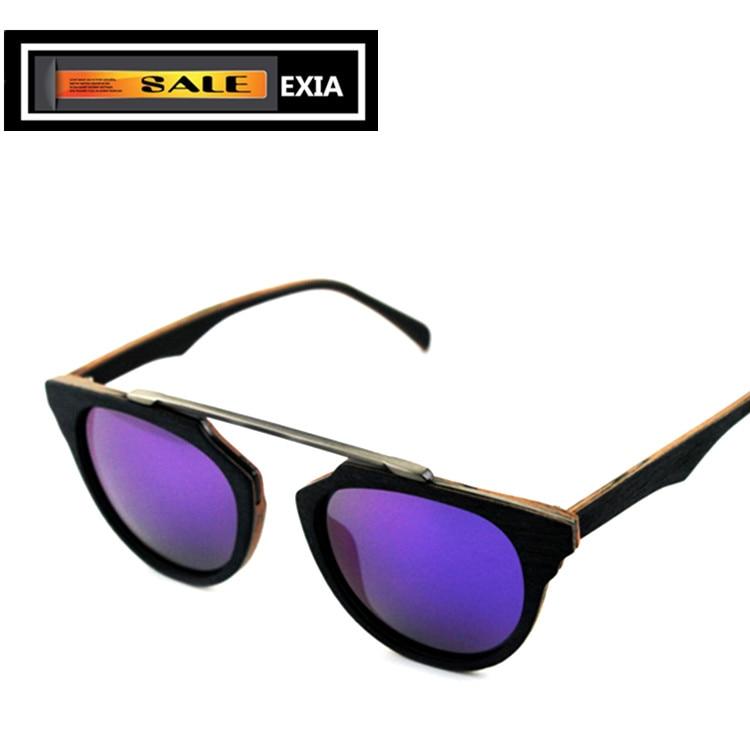 Violet Lenses Polarized RX Power Prescription Sunglasses Myopia ...