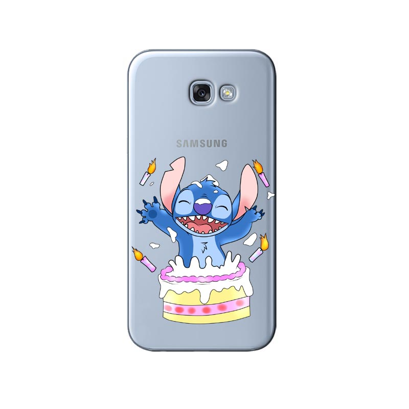 Cellphones & Telecommunications Phone Bags & Cases Cute Cartoon Stich Coque Soft Tpu Silicone Phone Case Cover For Samsung Galaxy A3 2016 A5 2017 A7 J3 J5 2015 J7 2017