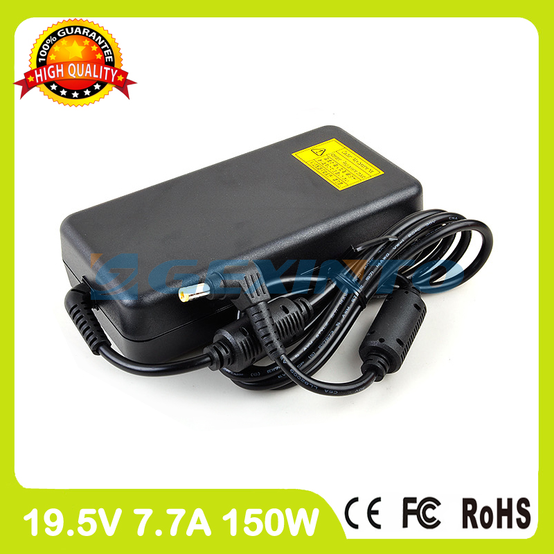 19 5V 7 7A 150W laptop charger ac adapter ADP 150NB D for Asus G53 G71