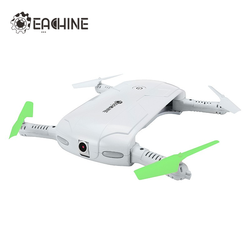 Upgrade Eachine E50 2MP 720P W IFI FPV Selfie Drone With Bea uty Mode Altitude Hold RC Qua dcopter RTF VS E52 E50S JJRC H37 eachine e52 2mp wide angle wifi fpv with altitude hold foldable arm rc quadcopter drone toys rtf red blue vs jjrc h37 mini e50