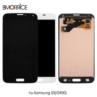 LCD Display For Samsung Galaxy S5 I9600 G900 G900F TFT Touch Screen Digitizer Senor Assembly Adjustable Brightness