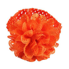 Baby Kids Girls Lace Flower Hairband Headband Dress Up Head band(China)