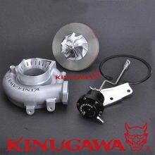 Kinugawa 2.5 Turbo CHRA Upgrade Kit MHI EVO9 EVO 9 TD06SL2 Billet 25G / actuator