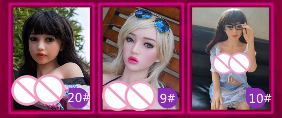 135cm Top quality life size silicone sex doll, japanese love doll, real life sex dolls 5