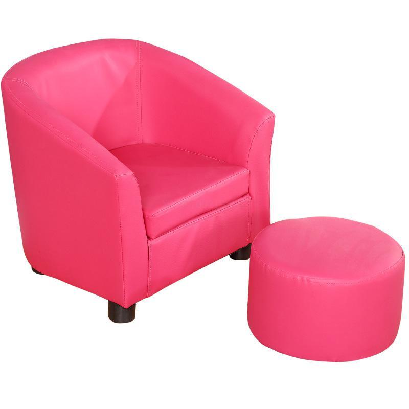 Children Sofa Cartoon Pu Chair