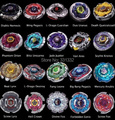 16pcs/lot Beyblade Metal Fusion 4D set BB105 BB106 BB118 BB119 BB120 BB122 BB124 BB126 kids game toys children Christmas gift