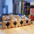 Алюминиевый сплав Пряники для мужчин в форме праздника выпечки печенье формочка для рождественского печенья инструменты украшения инструменты - фото