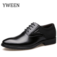 Men Shoes Leather 2016 Hot Sell New Spring Autumn Fashion Business Lace Up Style Casual Men