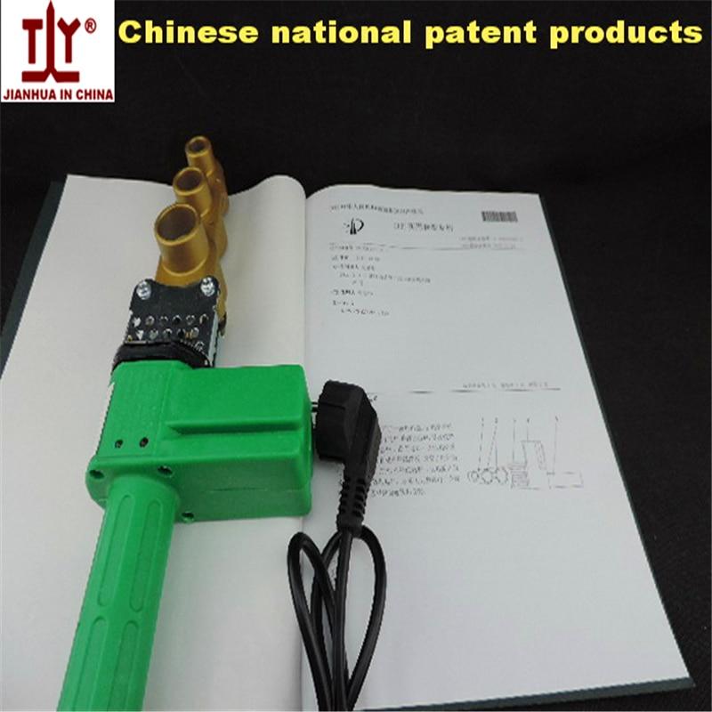 Envío gratis temperatura constante electrónica PPR tubo tubo - Equipos de soldadura - foto 5