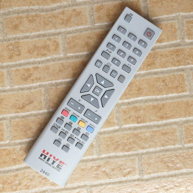 Seg Tv Afstandsbediening Rc2440, Werk Voor Seg Cortinas Ct3604 Glasgowm/s Ibiza Ms2005s Palermos Sienas, Rc 2440